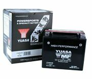 Yuasa Ytx20h-bs Arctic Cat Powder Special And03995-and03997 Agm 12v Battery