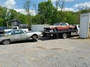 1962 Ford Thunderbird 2 Available 2dr Hard Top 390 Bbf V8 Solid Cars Project Ky