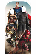 Justice League Live Action Official Lifesize Stand In Cardboard Cutout - Batman