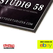Dibond Signs Printing   Strong Outdoor Aluminium   Personalised Business Signs