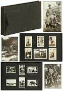 Photo Album Hunting And Fishing In New England And Canada 1925-1930