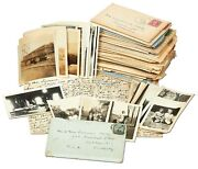 Lawrence Eddy / Archive Correspondence And Photographs To Metallurgical Engineer