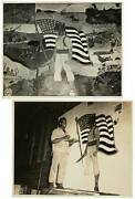 Photographs African-american Soldier And Artist Corporal Vernon Gill / 1944