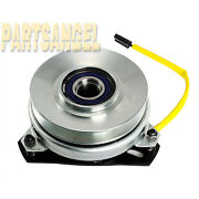 Electric Pto Clutch For Sears Craftsman 917532170056-upgraded Bearing