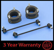 For Honda Ridgeline 2006-2014 Steel Front 2.5 Leveling Kit With Sway Bar Link