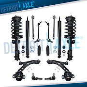 2005 2006 2007 2008 Ford Mustang Base Gt Front Strut Control Arms Suspension Kit