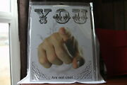 12 X 15 Tin Signs New You Are Not Cool