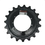 New Fit For Kubota Rx202 Mini Excavator Driving Sprocket Attachment