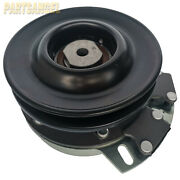 Electric Pto Clutch For Mtd Cub Cadet Rzt54 Gt1554-upgraded Bearing