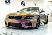 Bmw M6 Wide Body Kit For The 6 Series E63