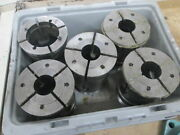 Hardinge Type S-26 Collet Sizes 1.491 And 4.497 Total Of 5 Collets Available