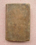 Alexander Campbell And John Purcell Debate 1837 Leather Rare Collectible