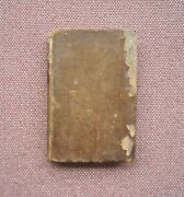 Campbellism Exposed William Phillips 1837 Leather Rare Collectible