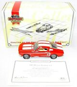 Matchbox Collectibles 143 Ford Mustang 1967 2+2 Fastback Custom Car Mib`97