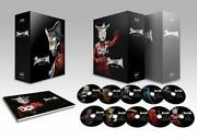 Ultraman Leo Blu-ray Box Special Edition Limited Edition 10 Disc [from Japan]