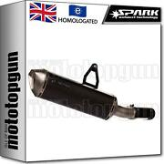 Spark Exhaust Approved Carbon Force Bmw R 1200 Gs 2016 16 2017 17 2018 18