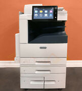 Xerox Altalink C8030 Color Bw Printer Scan Copier Network 30ppm Laser A3 C8045