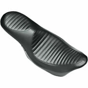 Le Pera Lk-817pt Pleated Stitch Villain 2-up Seat For Harley Touring Flh/t 08-18