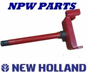 New Holland Hm236 Disc Mower Support 87348939