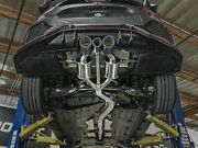 Afe Power Catback For Civic Typer 2017 2018 2019 3in Exhaust 49-36616-c