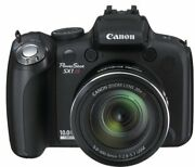 Canon Digital Camera Powershot Power Shot Sx1 Is Pssx1is