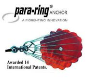 Sea Anchor -fiorentino Offshore Paraanchor 18and039 W/ Deployment Rode And Accessories