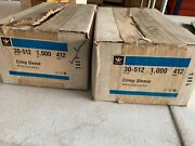 Box Of 1000 Ideal Crimp Sleeve Wire Connectors 18-4 Awg 30-512 Model 412 Nos