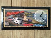 Snap-on Americas Highway Wall Clock By Lane