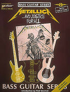 Metallica ... And Justice For All Pop And Rock Bass Guitar Play Music Book