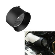 Motorcycle Air Intake Filter Mesh Bellmouth Cover Guard For Bmw R Nine T 14-16