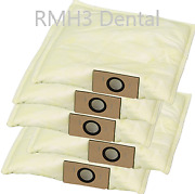 Vaniman Filter Bags Replacement For Dust Collector 5-pack, Vmc A400-5