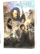 Rare, The Lord Of The Rings A 12 - Month 2005 Movie Poster Calendar New, Sealed
