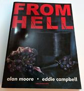 From Hell Gn, By Alan Moore And Eddie Campbell - 1st Edition Softcover - Rare