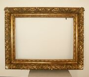 51 3/16x40 5/8in Painting Picture Frame Antique Baroque Klassizimus Photo Gold