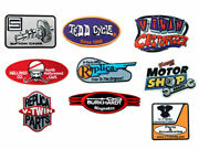 V-twin Manufacturing Brands Patch Series For Harley Davidson By V-twin