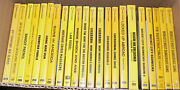National Geographic Lot Of 22 Dvds - All Sealed Xgng Valued At 405