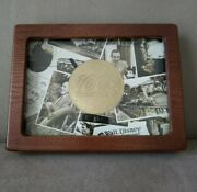 Walt Disney 100 Years Of Magic Share A Dream Come True History Box And Metal