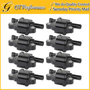 Oem Quality Ignition Coil 8pcs For Allure/ Lacrosse/ Cts/ Escalade/ Impala Envoy