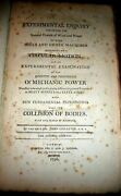 John Smeaton 1796. Wind And Water Power. Important Mechanical Engineering.