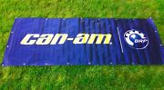 Can-am Brp Authentic Banner 8and039 X 3and039 6 X3 Xrs