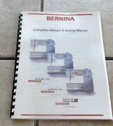 Instruction And Sewing Manuals For Sewing Machines Bernina Activa 130131 140