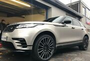 22andrdquo Range Rover Sport / Velar / Vouge/evoque / Style Alloys And Tyres X 4 New