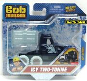 Bob The Builder Icy Two-tonne Die-cast Vehicle Series Tractor Truck Blue New