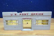 Plasticville O Post Office Building For Parts/repairs 576918