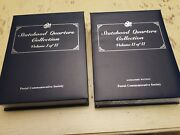 Postal Commemorative Society Statehood Quarters Coin Collection Set 50 /mint C.