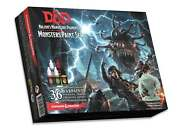 Tap75002 Army Painter Dungeons And Dragons Nolzur`s Pigments Monster Paint Set