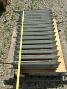 2 Vintage/antique National Radiator Co. Johnstown Pa Heat Exchanger Heaters