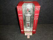 Texaco Gas Pump Sky Chief 1950and039s Tokheim Die Cast Bank Gearbox 66010 Sealed