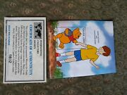 Winnie The Pooh Collectible Postage Stamp - Ghana