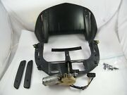 2003 Bmw 1150 Rt Motorcycle Oem Windscreen Motor, Cover And Parts As Pictured